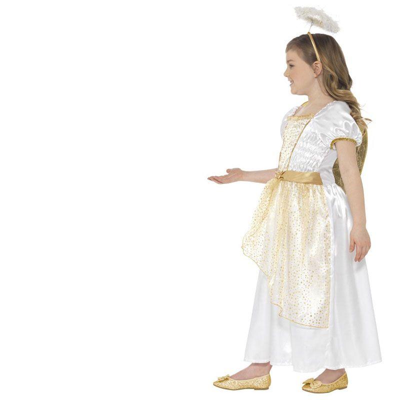 Ange Déguisement Ange Déguisement Déguisement Doré Doré Ange Doré Pour Enfant Enfant Pour 8N0vwmn