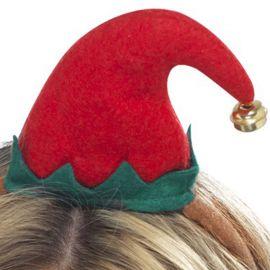Mini Bonnet d'Elf Rouge