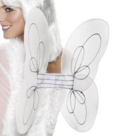 Ailes d'Anges Brillantes avec Paillettes