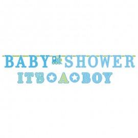 Guirlande Baby Shower It's a Boy