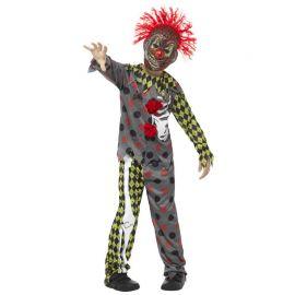 Déguisement Enfant Clown Maléfique
