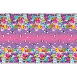 Nappe en Plastique Hatchimals 137 x 213 cm