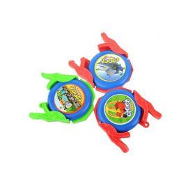 3 Discos Voladores de Juguete