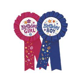 Badge d'Anniversaire pour Enfant