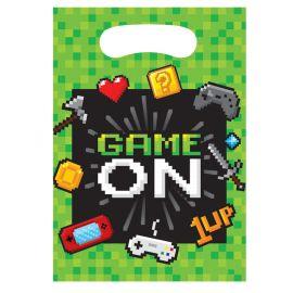 8 Sachets Jeux-vidéos
