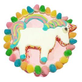 Gâteau de Bonbons Licorne 330 grs