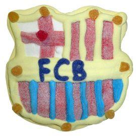 Tarta de Chuches FC Barcelona
