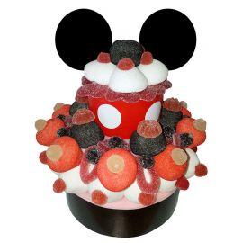 Gâteau de Bonbons Mickey Mouse
