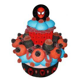 Gâteau de Bonbons Spiderman