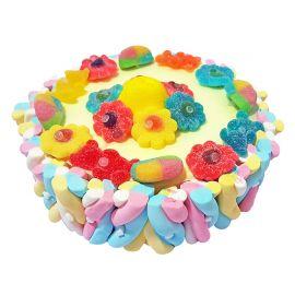 Gâteau de Sucreries Confiseur