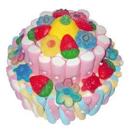Gâteau de Bonbons Double Étage