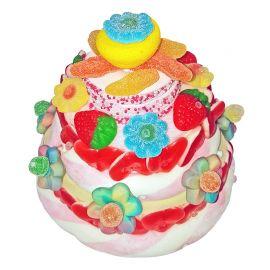 Gâteau de Plusieurs Étages de Bonbons