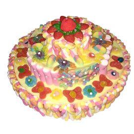 Gâteau de Bonbons Assortis