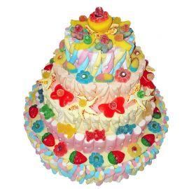 Gâteau de Bonbons 6 Étages