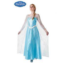 Déguisement d'Elsa de La Reine des Neiges
