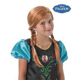 Perruque d'Anna de la Reine des Neiges