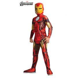 Déguisement de Iron Man Classique pour Enfant