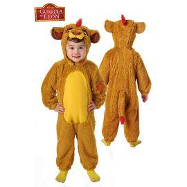 Disfraz de Simba Unisex Bebé