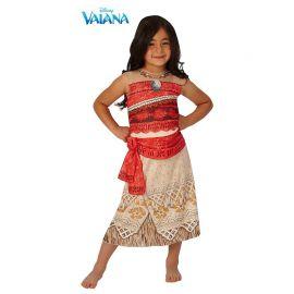 Déguisement de Vaiana pour Fille