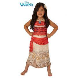 Déguisement de Vaiana avec Collier pour Enfant
