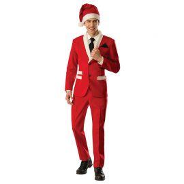 Déguisement de Père Noël en Costume pour Adultes