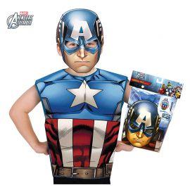 Set de Captain America pour Enfant