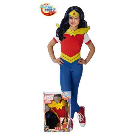 Déguisement de Wonder Woman pour Fille