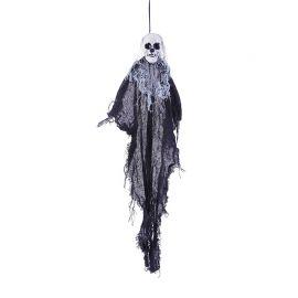 Pendentif Crâne d'Halloween avec Vêtements