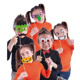 Accessoires Photocall Halloween