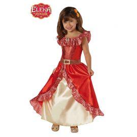 Déguisement de Elena d'Avalor Deluxe pour Enfant