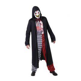 Disfraz de Jokerman Terrorífico Adulto