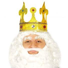 Couronne de Roi en Or Brillant