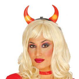 Serre-Tête de Diable avec Lumière