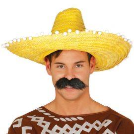 Chapeau Mexicain en Paille 50 cm