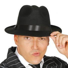 Chapeau de Gangster en Toile