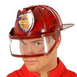 Casque de Capitaine de Pompier