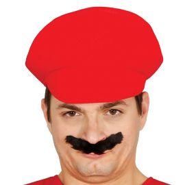 Chapeau de Plombier Mario