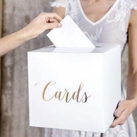 Urne Cards 24 cm x 24 cm x 24 cm