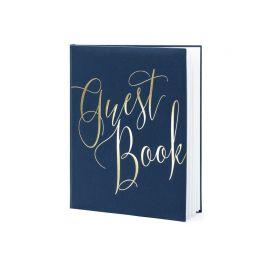 Livre d'Or Guest Book Doré