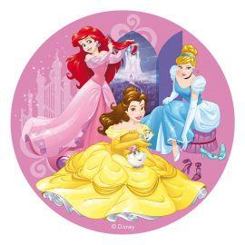 Disque Azyme Princesses Disney 20 cm