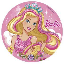 Disque Azyme de Barbie 16 cm