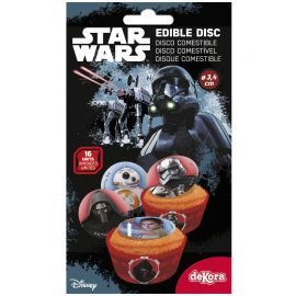 Mini Disque Star Wars 3,4 cm