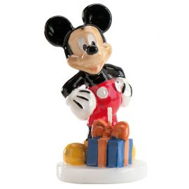 Bougie Mickey Mouse 8 cm