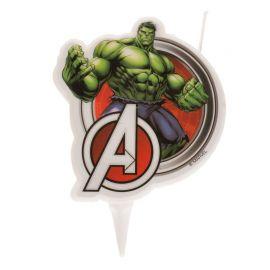 Bougie Hulk 2D