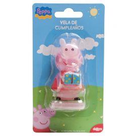 Bougie Peppa Pig 7,5 cm
