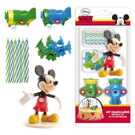 Kit de Décoration de Gâteau Mickey Mouse
