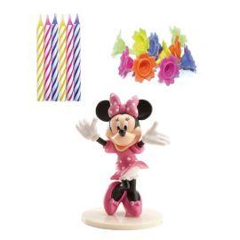 Kit de Décoration de Gâteau Minnie Mouse
