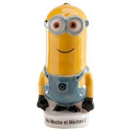 Figurine Kevin Minion en Porcelaine 7 cm