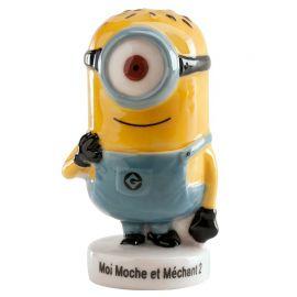 Figurine Stuart Minion en Porcelaine 6 cm