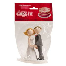 Figurine Couple Marié 14 cm